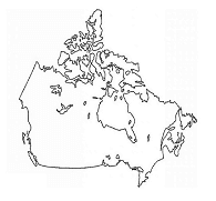 Country Maps Colouring Pages